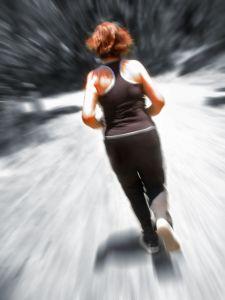 cellulit a bieganie
