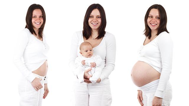 Cellulit, a ciąża