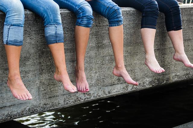 Złe i słabe krążenie krwi w nogach, a cellulit