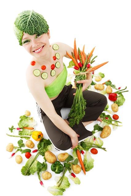 Dieta wegańska a cellulit